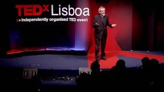 """TEDxLisboa - António Barreto - """"Números e Ideias"""""""
