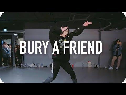 bury a friend - Billie Eilish / Tina Boo Choreography