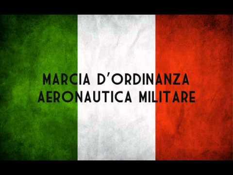 """""""Marcia d'ordinanza dell'Aeronautica""""- Alberto Di Miniello"""