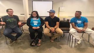 #19 Live Diy Tiny House Building Panel Discussion