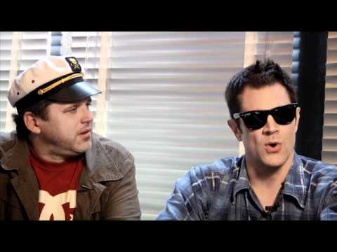 Director Jeff Tremaine and Johnny Knoxville talk 'Jackass 3D'