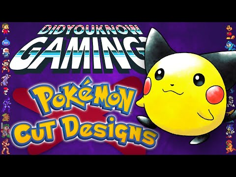 Lost Pokemon - Did You Know Gaming? Feat. Memory Card
