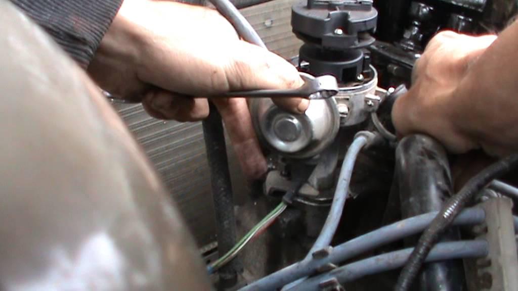 Как стучат клапана в двигателе ВАЗ классика