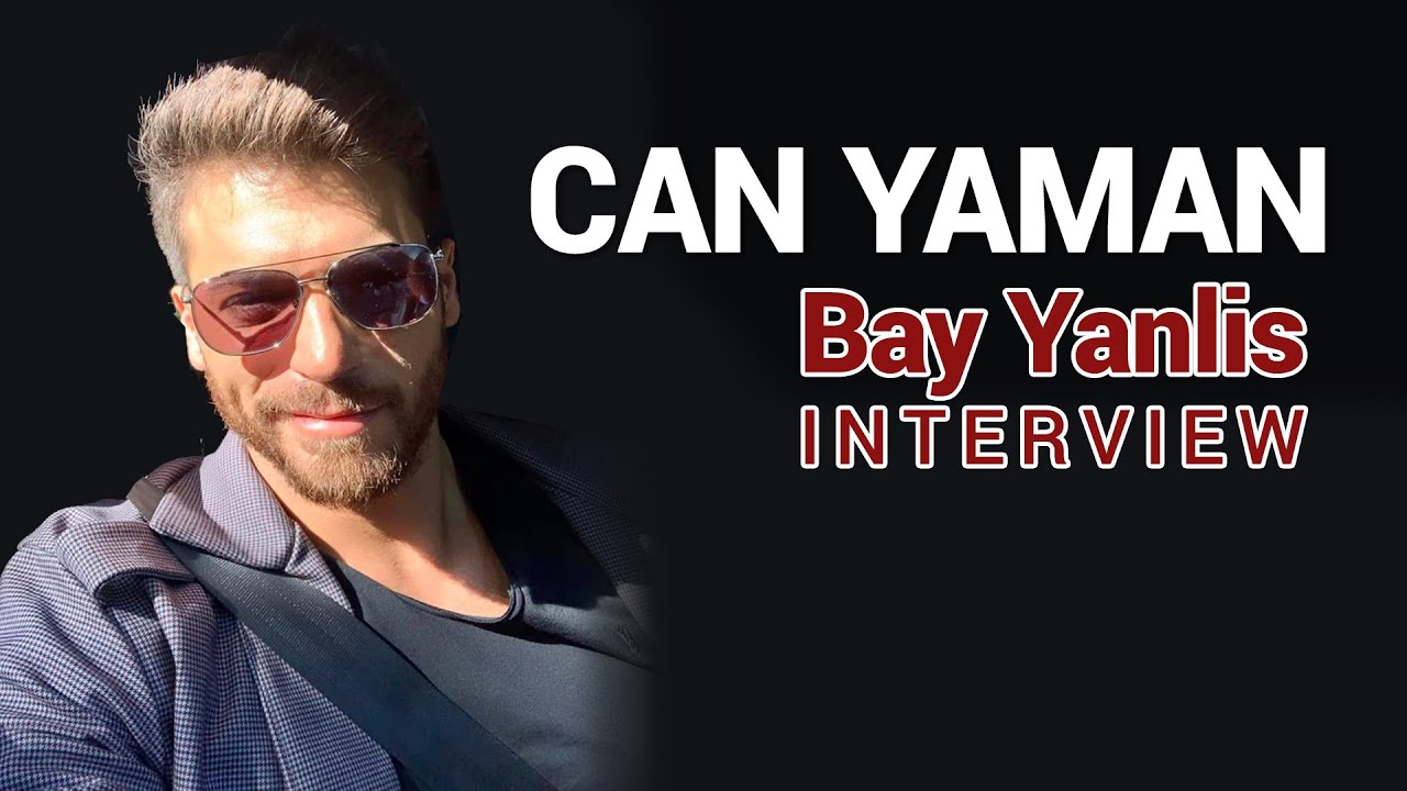 Can Yaman Bay Yanlis Interview 5 20 2020 Istanbul Tr Youtube