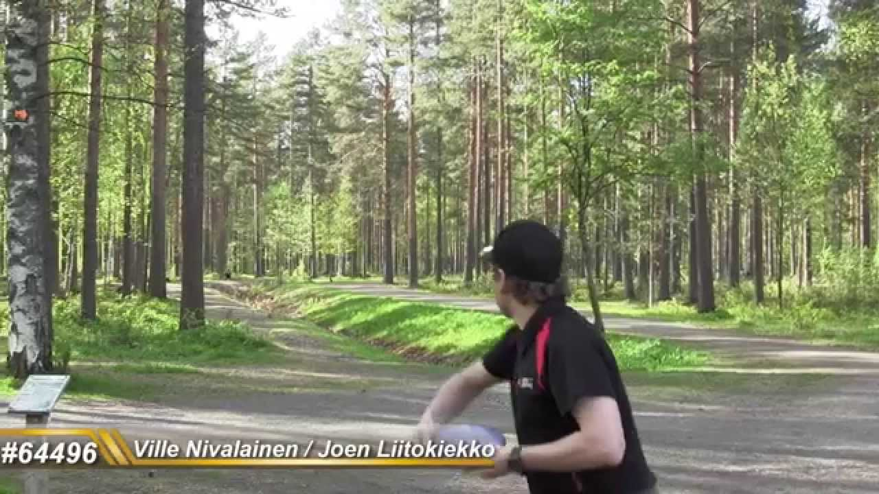 Frisbeegolf Joensuu