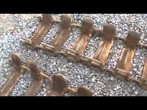 Loegering 10 X 16.5 Skid Steer Tracks For Sale For Bobcat Skid Steer Mark Supply Co - YouTube