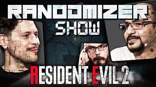 Resident Evil 2 Remake #4 ~ Nochmal in den Schlund! | Die Randomizer Show mit Simon, Sia & Gregor