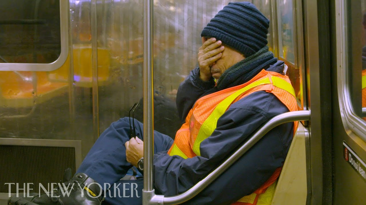 An N.Y.C. Subway Operator's Nightmare: Hitting a Person | The New Yorker Documentary