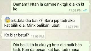 Hantu Whatsapp
