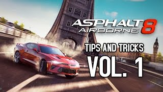 Asphalt 8 - How To Win More Races! (Tips and Tricks Episode 1)