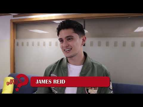 [Anong Ganap] James Reid's reaction on Nadine Lustre's Movie Ulan