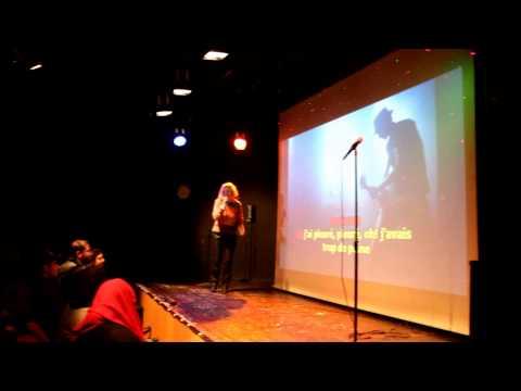 Le grand karaoke d'annaba .By I- FideL