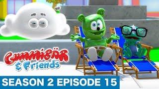 "Gummy Bear Show S2 E15 ""Gummy's Cloudy Day"" Gummibär And Friends"