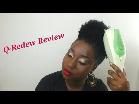Q Redew Handheld Hair Steamer Review