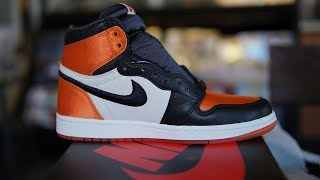 How to SELL sneakers on Facebook - SOLD my Jordan 1 SBB Satin for $1100