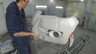 стеклоткань  смола, отличный ремонт бамперов?)