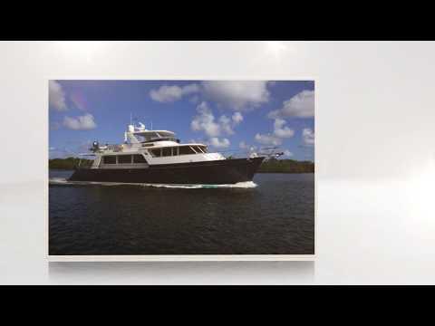Marlow Yachts 70E Great Loop and Bahamas Yacht