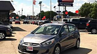 2017 Hyundai Accent SE Used Cars - Irving,Texas - 2018-05-23
