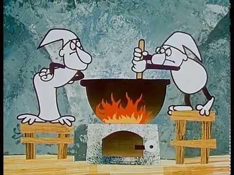 Мультфильм вахмурка и кржемелик смотреть
