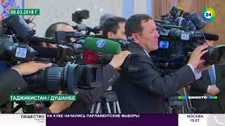 Прорыв в отношениях: что означает визит Мирзиеева в Таджикистан