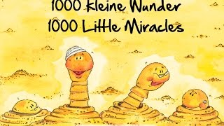 1000 kleine Wunder 1000 Little Miracles -Deutsch