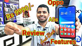 Oppo A5s || Review And Best Features
