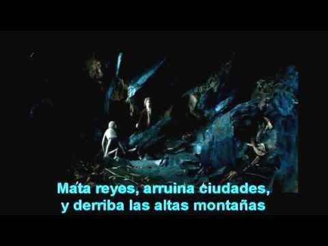 Saurom - Acertijos en las Tinieblas - Escenas de El Hobbit Un Viaje Inesperado (Subtitulado Español)