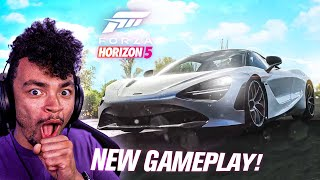 Forza Horizon 5 NEW GAMEPLAY & The Tech Behind Storms!