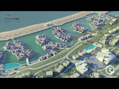 The Cove Rotana Resort, Ras Al Khaimah on Dubai TV