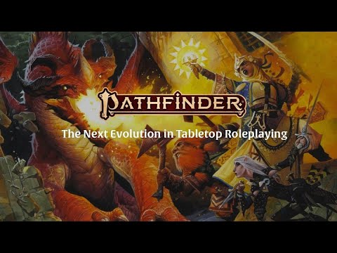 Pathfinder Second Edition First Impression - The Mudworld Blog