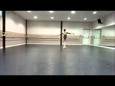 National Ballet Academy of Amsterdam audition video