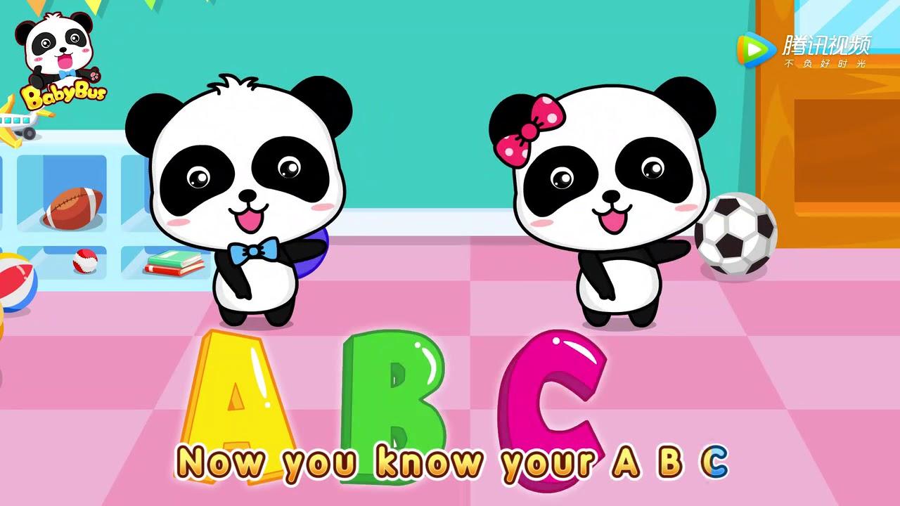 Nhạc tiếng anh ♪♪♪ ABC Song ♪♪♪ Nhạc thiếu nhi vui nhộn & hài hước - Nhạc  thiếu nhi mới nhất. - #1 Xem lời bài hát