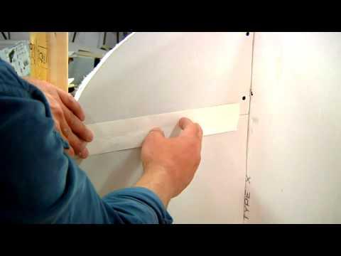 How Do I Repair Cracks In The Drywall Seams?
