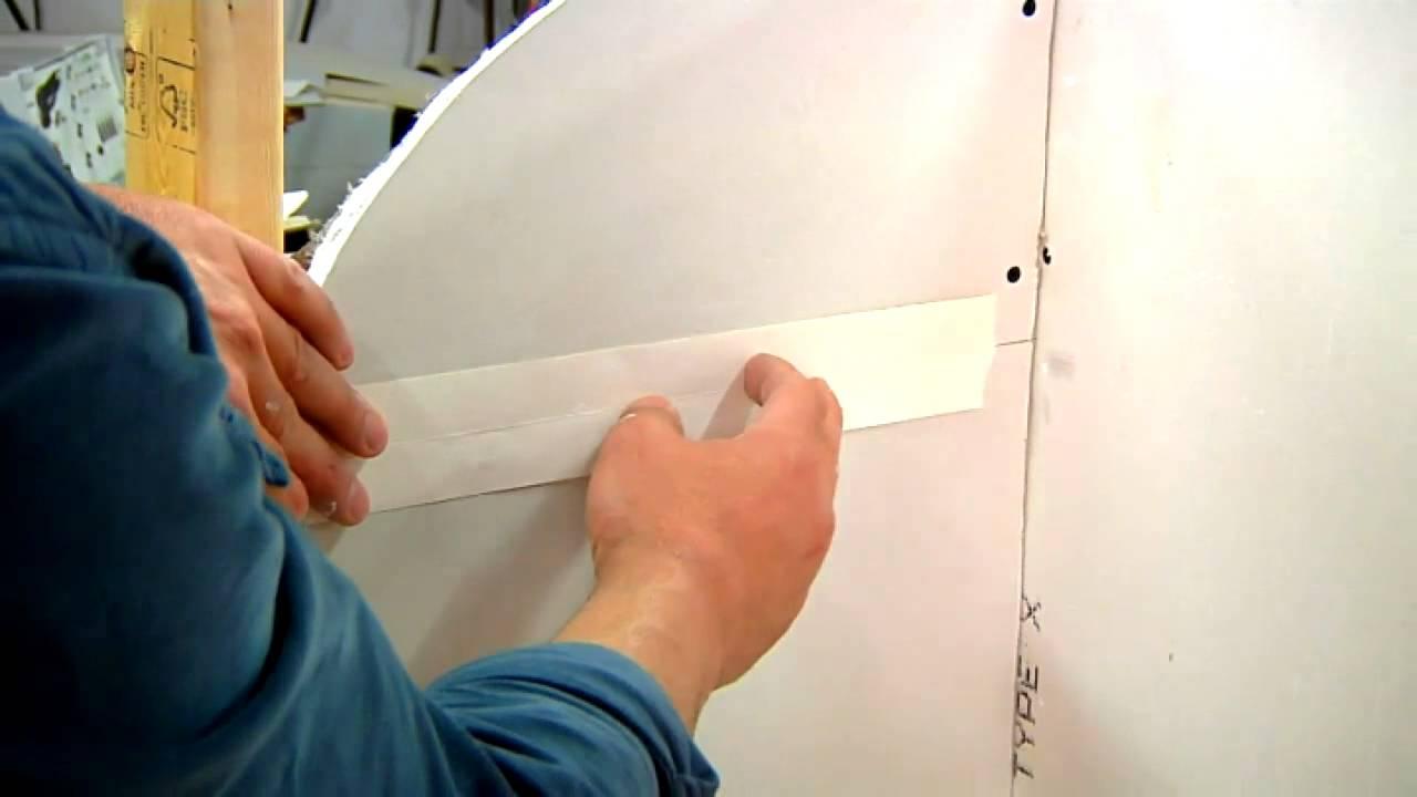 youtube drywall repair clips