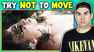 TRY NOT TO MOVE CHALLENGE! (YOU WILL FAIL)