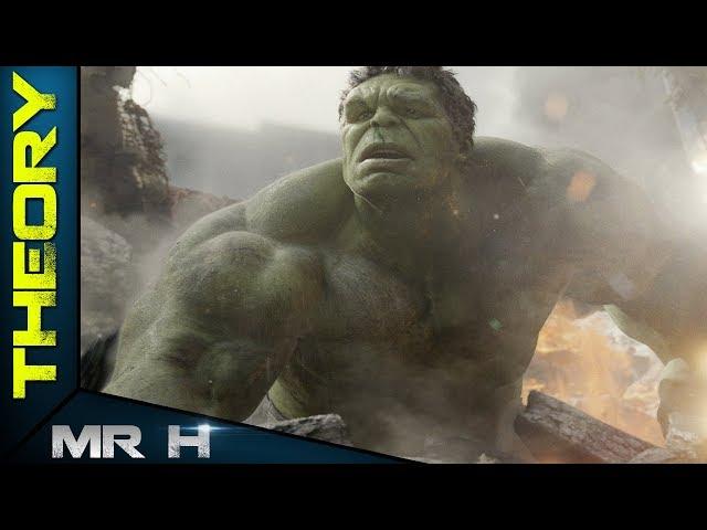 Professor Hulk In Avengers: Endgame - THEORY