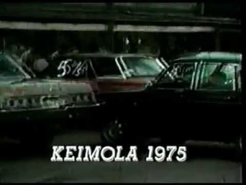 Keimola Drag Race Finland - June 1975
