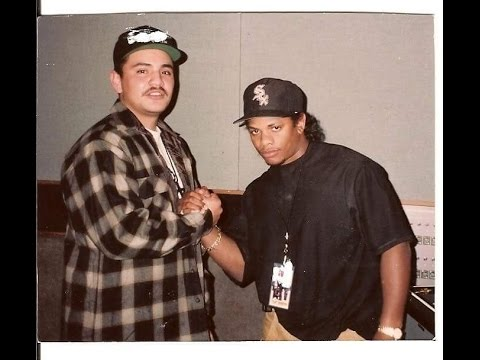 Toker From BrownSide Talks When He Visted Eazy E In The Hospital