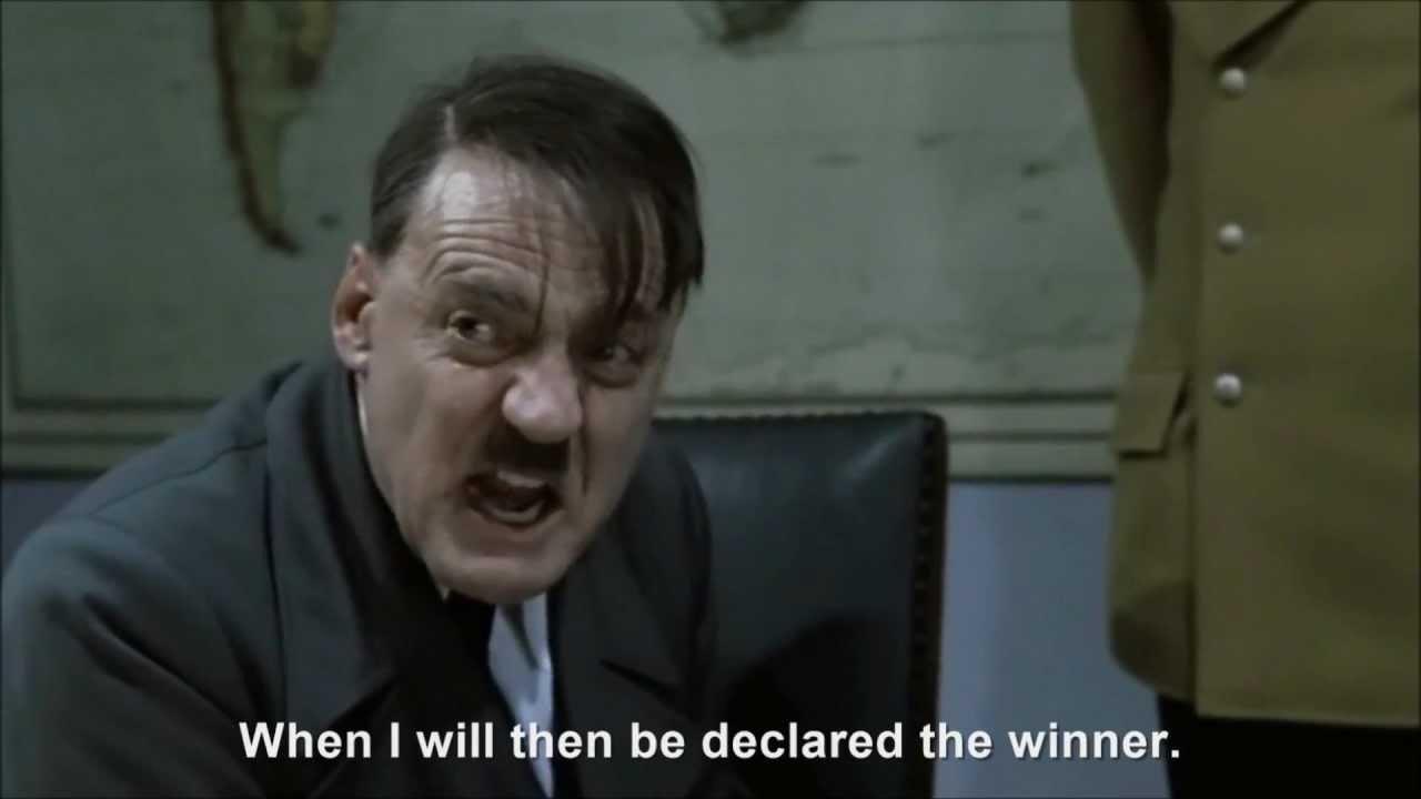 Hitler's Election Downfall: Episode II