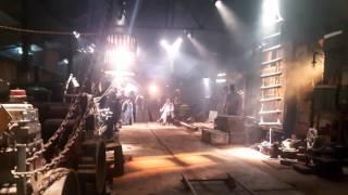 Porimoni Caught  Part-03   Rokto Bangla Movie Shooting    by NxtZen online