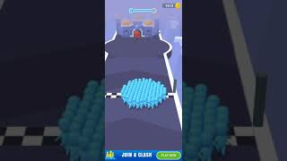 Count Masters : Epic Running Games. Fast Army  Race #shorts #3dgames(4) screenshot 4