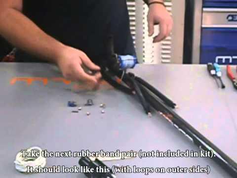 Installing MVD Invert Roller G2 kit