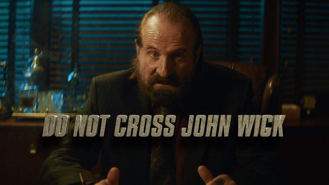 Do Not Cross John Wick Youtube