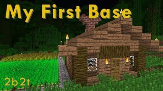 Revisiting my First Base on 2b2t