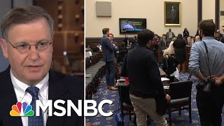 Can Executive Privilege Apply To Matthew Whitaker's Talks With President Donald Trump? | MSNBC