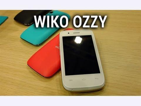Wiko Ozzy, prise en main - par Test-Mobile.fr