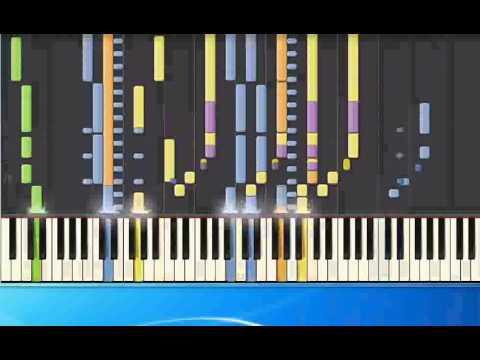 Magic Voices   Australia mh [Synthesia/midi]