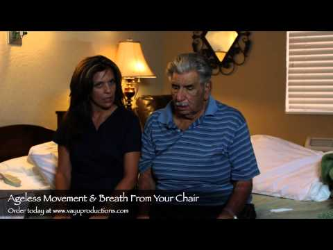 Ageless Movement and Breath From Your Chair: Trailer with Becky Montoya, COTA/L