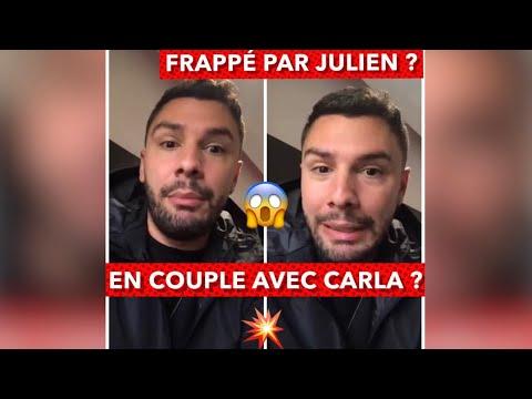 Kevin Guedj DIT ENFIN TOUTE LA VÉRITÉ : COUPLE AVEC CARLA ? Frappé par JULIEN ? 😱(LMvsLRDM3)