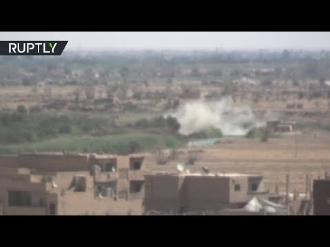 EXCLUSIVE: Fighting continues as SAA advances in Deir ez-Zor